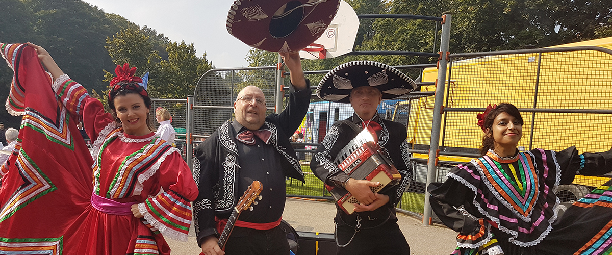 Mexicaanse feest